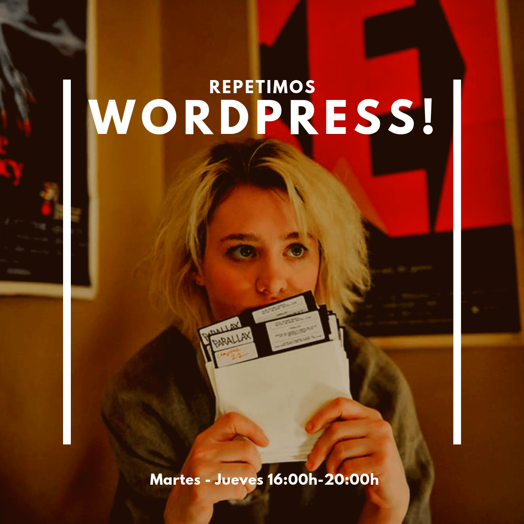 curso Wordpress Presencial Barcelona