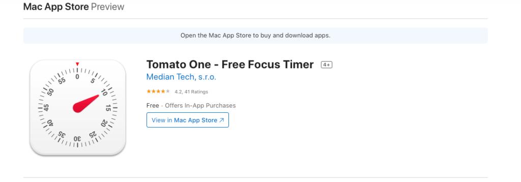 tomato one la app para mantenerte enfocado mientras trabajas desde casa