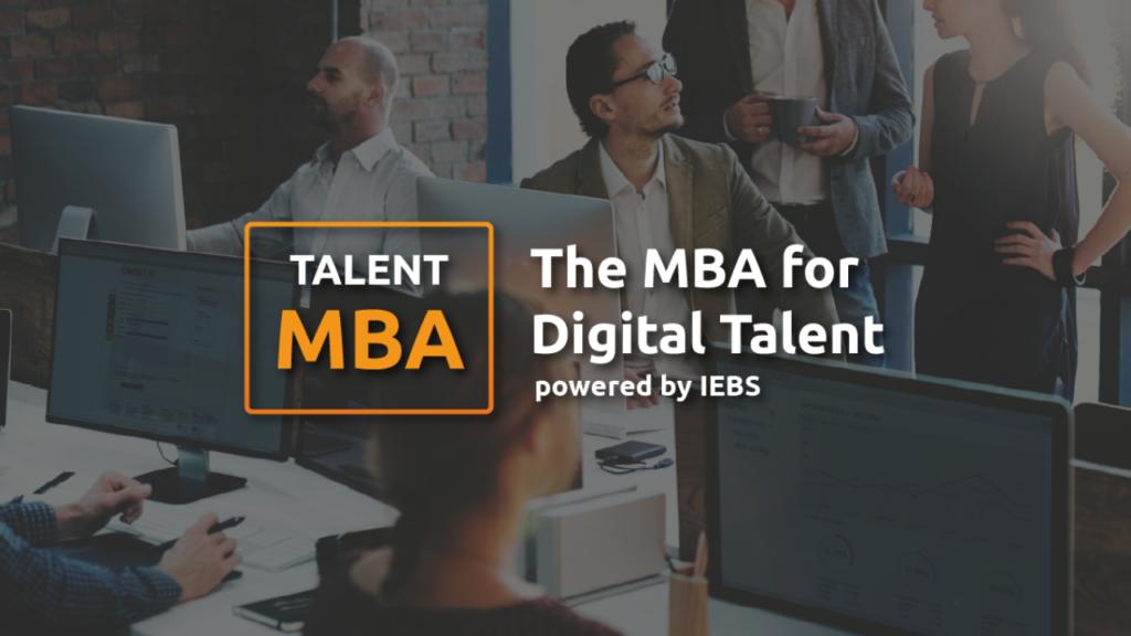 Talent MBA de IEBS escuela de negociospng