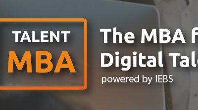 Completando formación – Talent MBA de IEBS escuela de negocios
