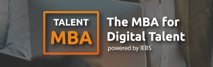 Talent MBA en negocios digitales de IEBS Barcelona