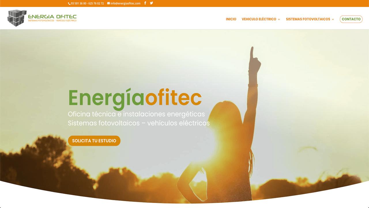 energia ofitec Barcelona empresa de energia sostenible
