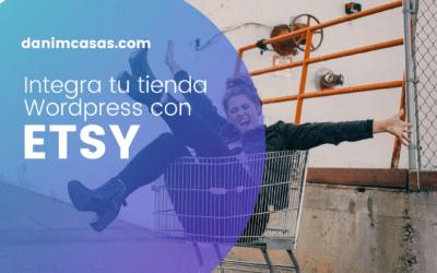 Como integrar nuestra tienda ETSY con WordPress