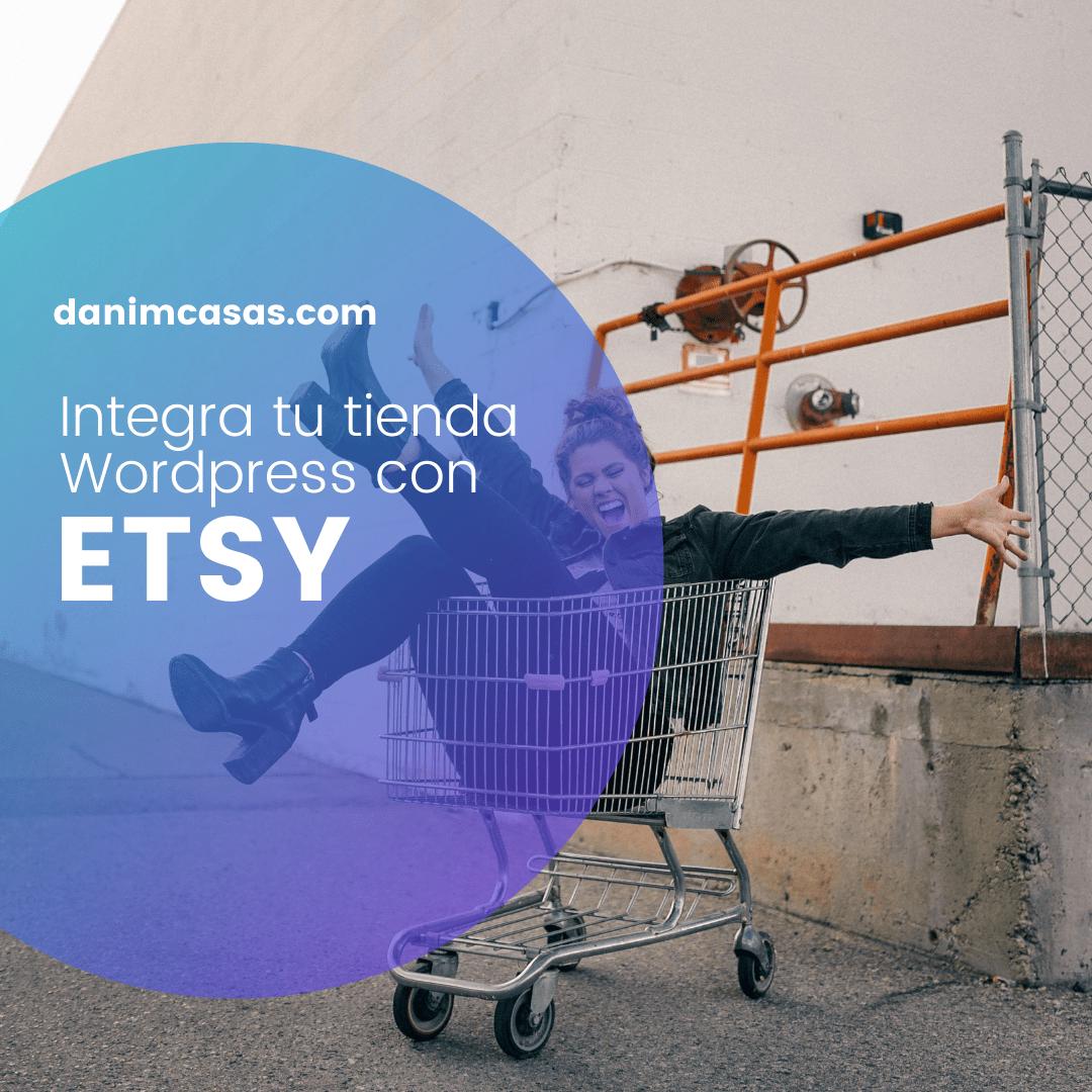 integración Wordpress ETSY (Post de Instagram)